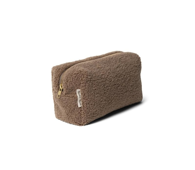 Studio Noos - Chunky Brown  Pouch
