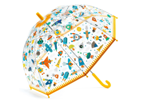Djeco Djeco - Paraplu Space