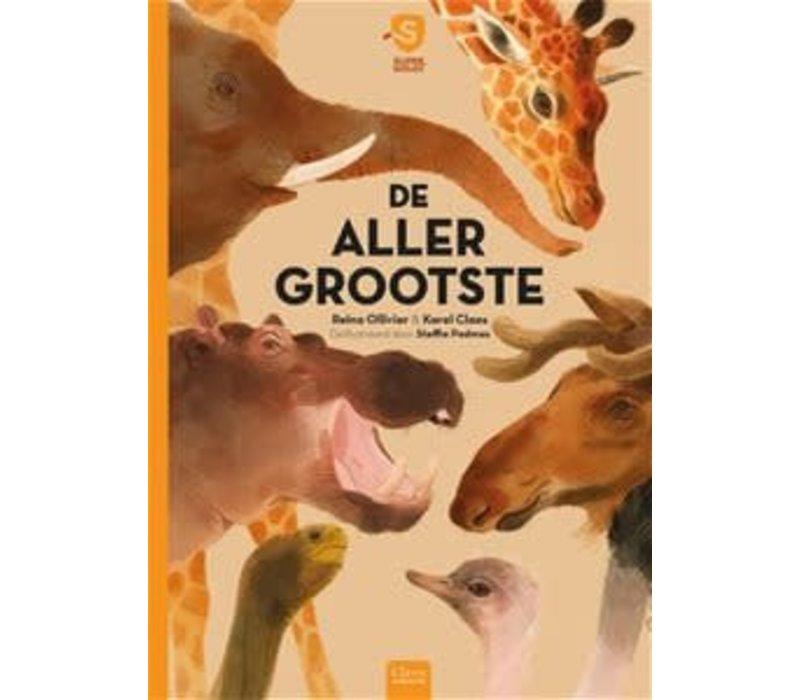 Boek - Prentenboek De allergrootste dieren