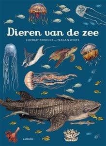 Boek - Prentenboek Dieren van de zee