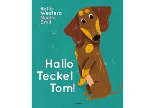 Boeken Boek - Prentenboek Hallo Teckel Tom