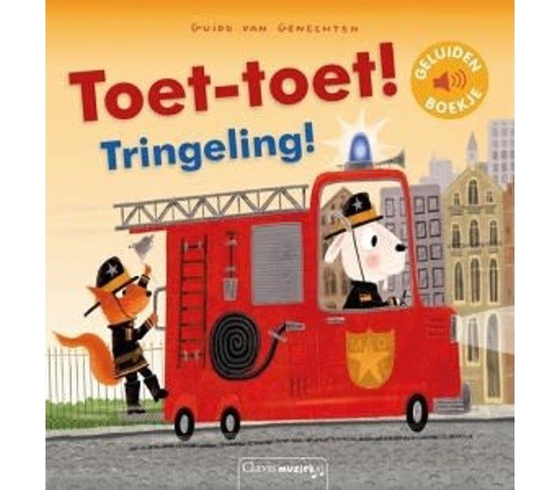 Boek - Geluidenboek Toet-Toet