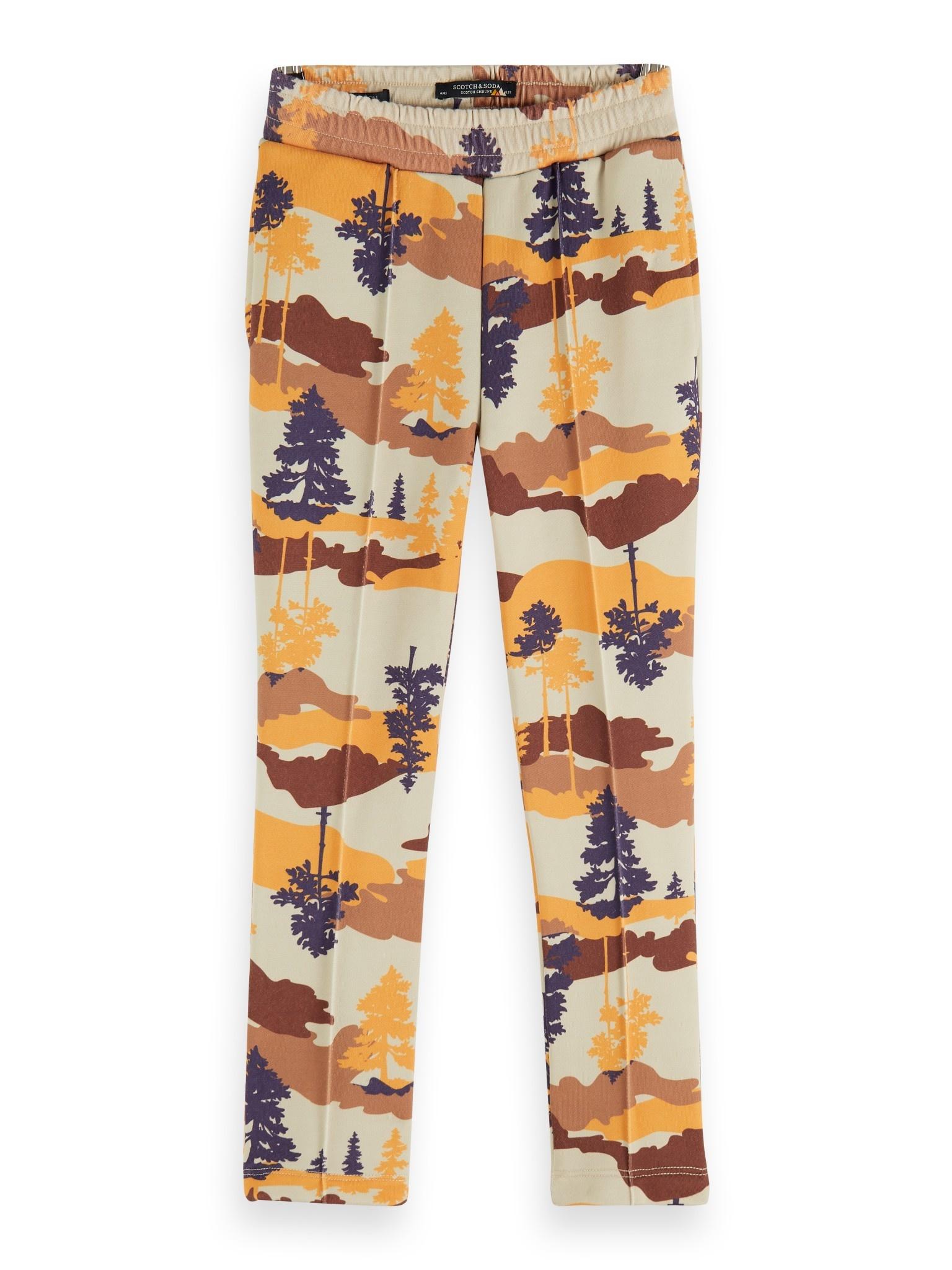 Scotch Shrunk Scotch - Trank pants aop 0220, 157859
