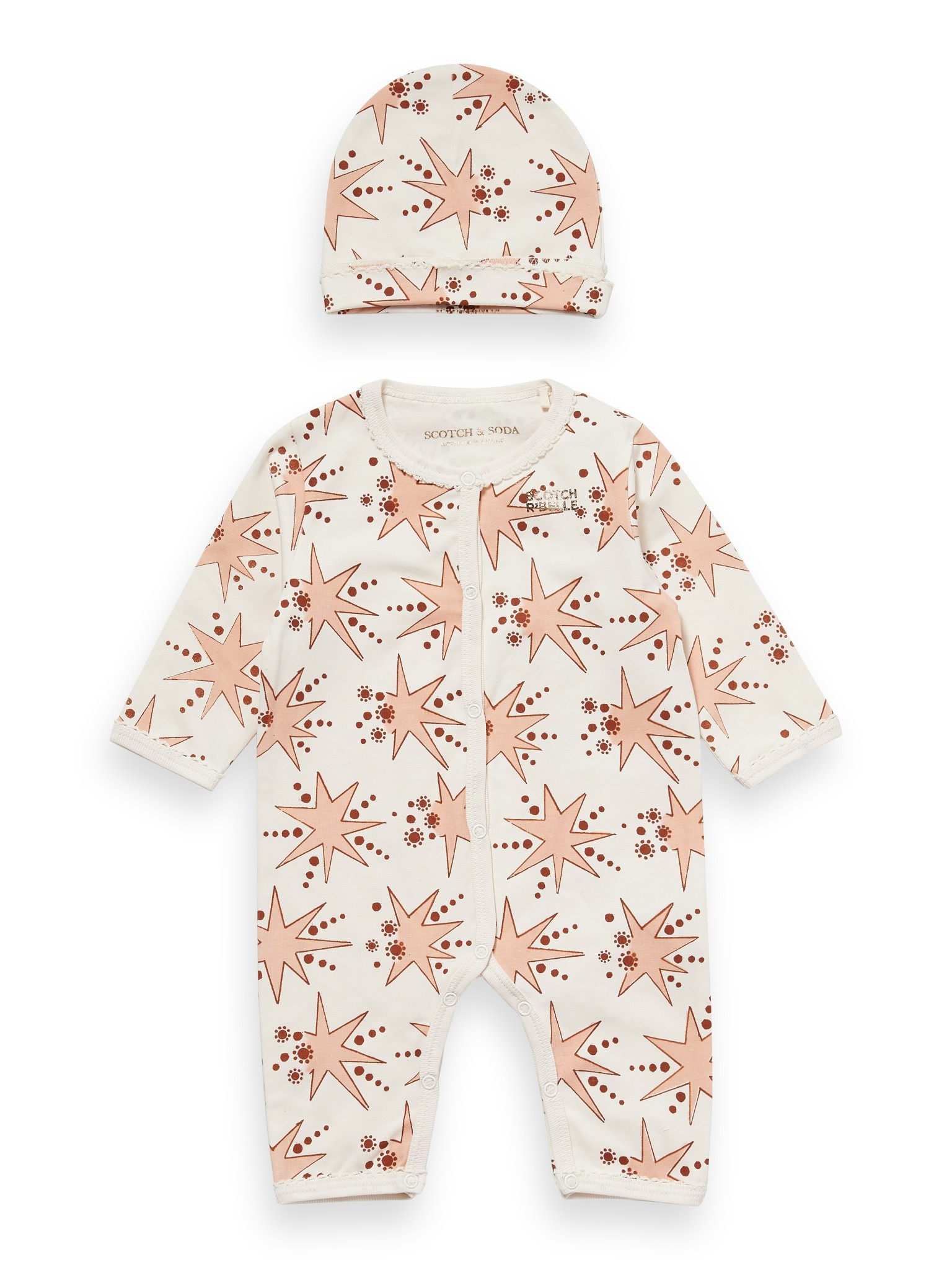 Scotch Rbelle Scotch - Baby gift set 0598, 0-3 month, 158241