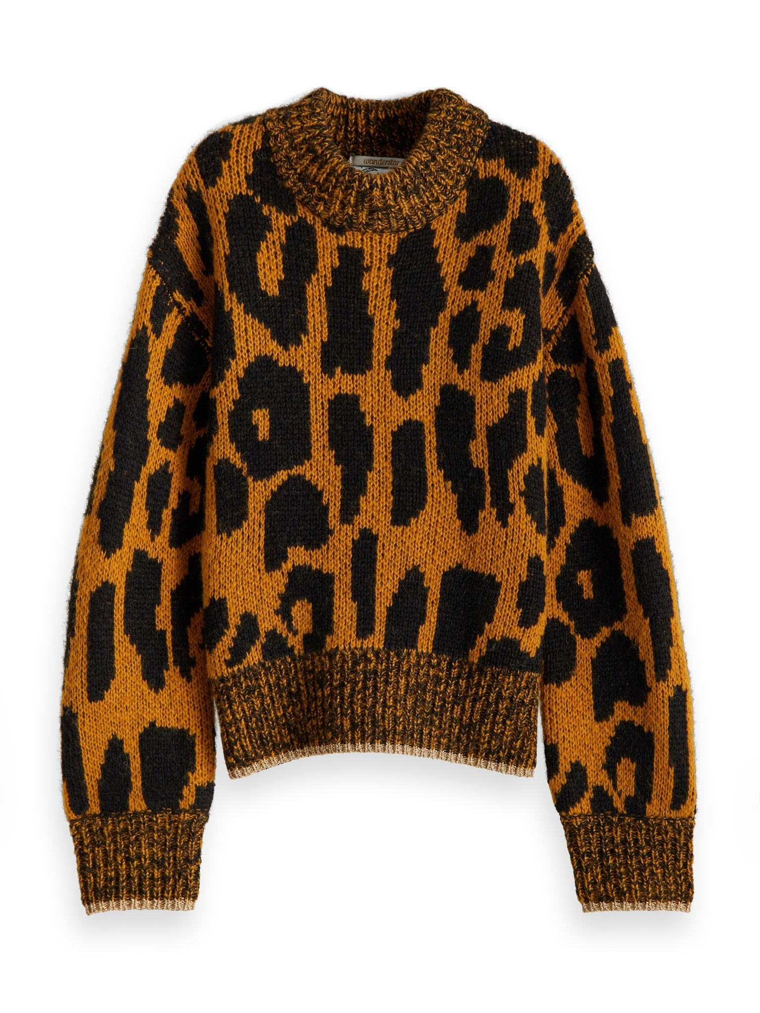 Scotch Rbelle Scotch - Knit with sleeves chunky leopard 0591, 158152