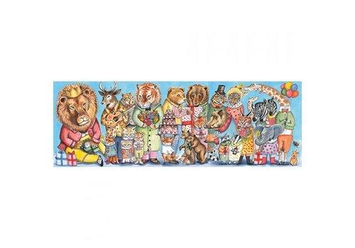 Djeco Djeco - Puzzel king's party