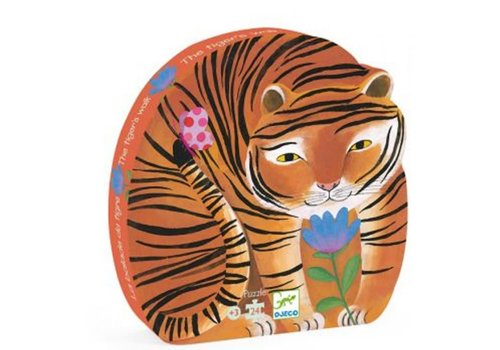 Djeco Djeco - Puzzel de tijgerloop