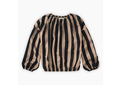 Sproet & Sprout Sproet & Sprout - Blouse Painted Stripe