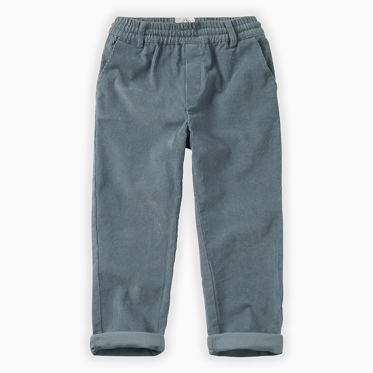 Sproet & Sprout Sproet & Sprout - Pants Corduroy Stone Blue