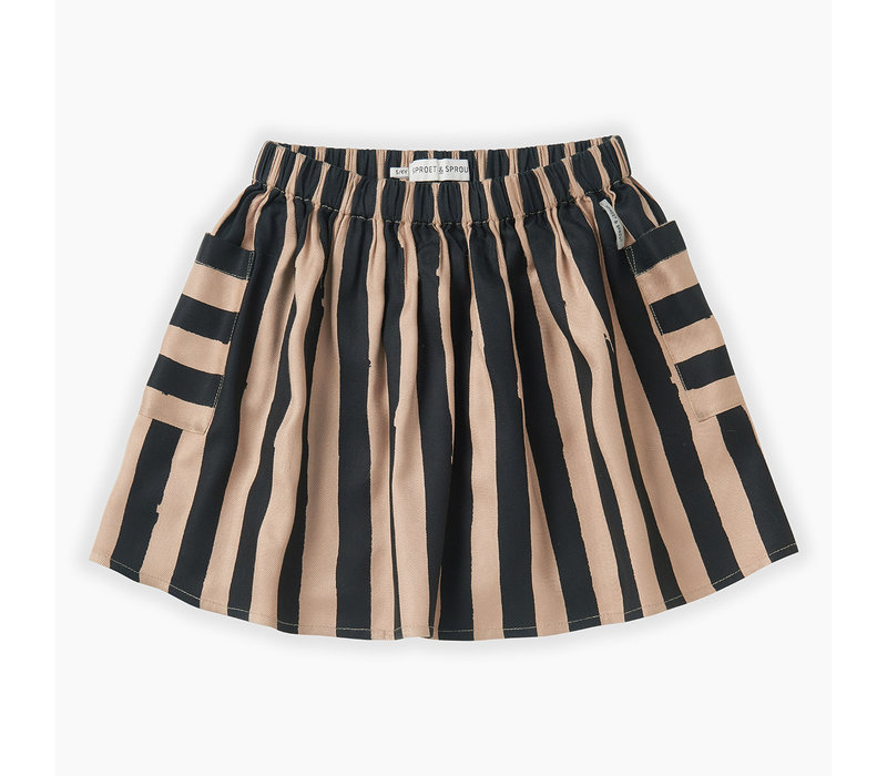 Sproet&Sprout - Skirt Painted Stripe