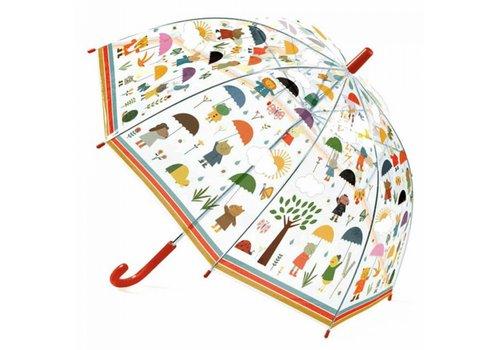 Djeco Djeco - Paraplu Onder de regen