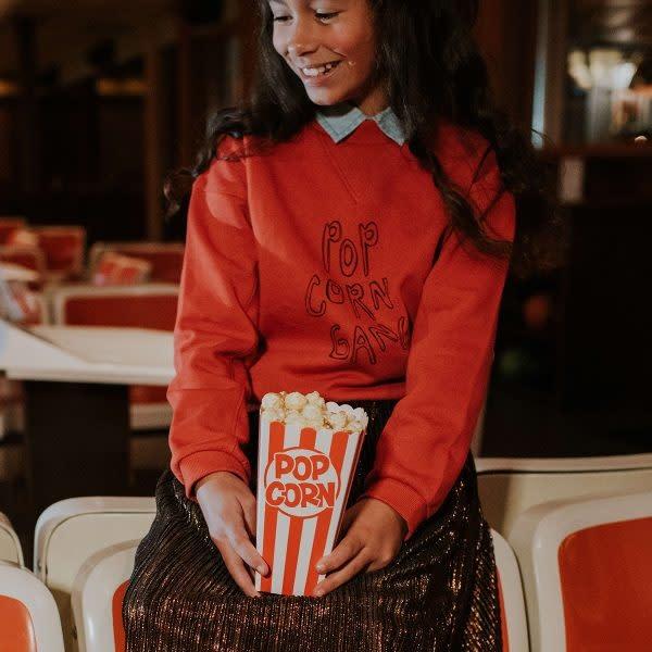 Sproet & Sprout Sproet & Sprout - Sweatshirt Popcorn Gang