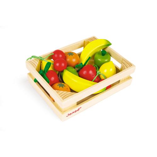 janod Janod - Houten fruit mand