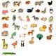 Djeco Djeco - Magneten dieren