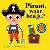 Waar ben je?  - Prentenboek Piraat