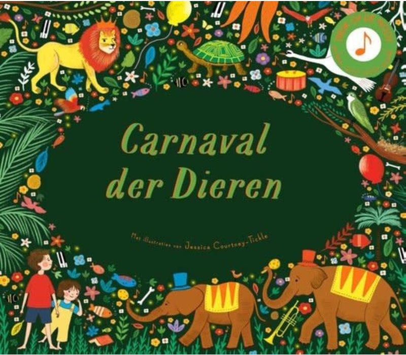 Muziekboek - Carnaval der Dieren