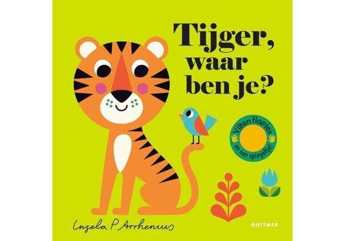 Waar ben je?  - Prentenboek Tijger