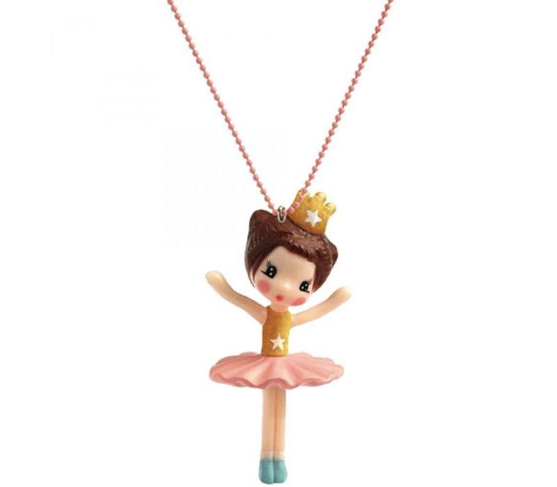 Djeco - Kinderketting Ballerina