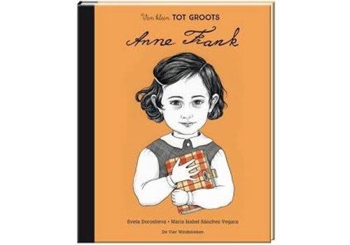 Boeken Boek -  Van klein tot groots: Anne Frank