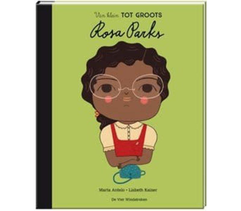 Boek -  Van klein tot groots: Rosa Parks
