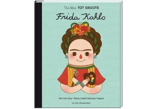 Boeken Boek -  Van klein tot groots: Frida Kahlo