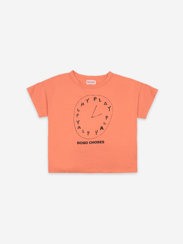 Bobo Choses Bobo Choses - Short sleeve T-shirt - Playtime