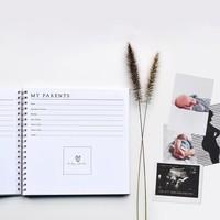 Hop - Babyboek invulboek