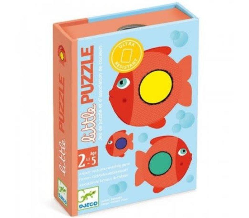 Djeco - Little Puzzle