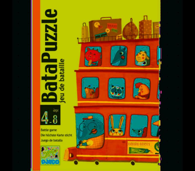 Djeco - Bata Puzzle