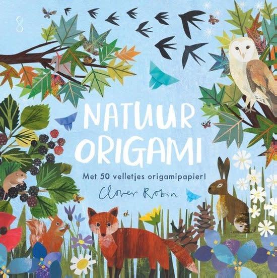 Boek - Natuur origami