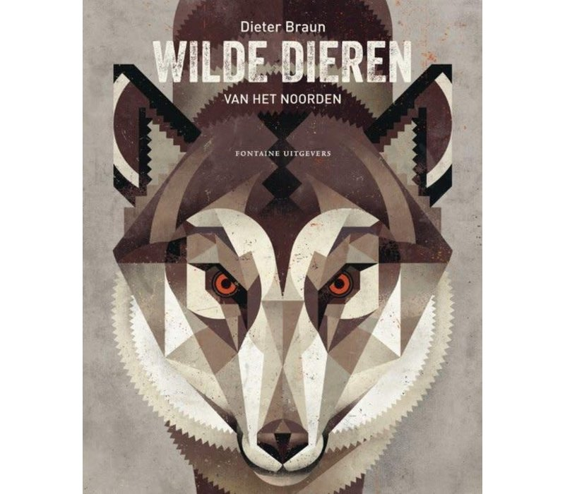 Boek - Wilde dieren van het noorden