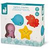 janod Janod badspeelgoed - spuitfiguur zeedieren