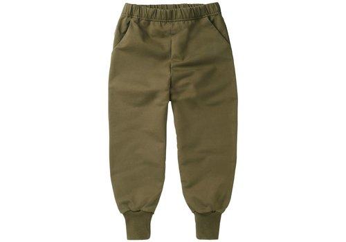 Mingo Mingo - Sweat pants sage green