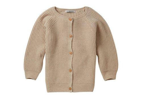 Mingo Mingo - Knit cardigan butter cream - 10/12 year