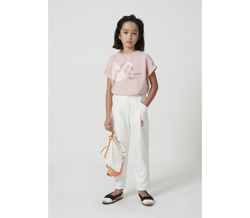 Weekend house kids - Swan shirt