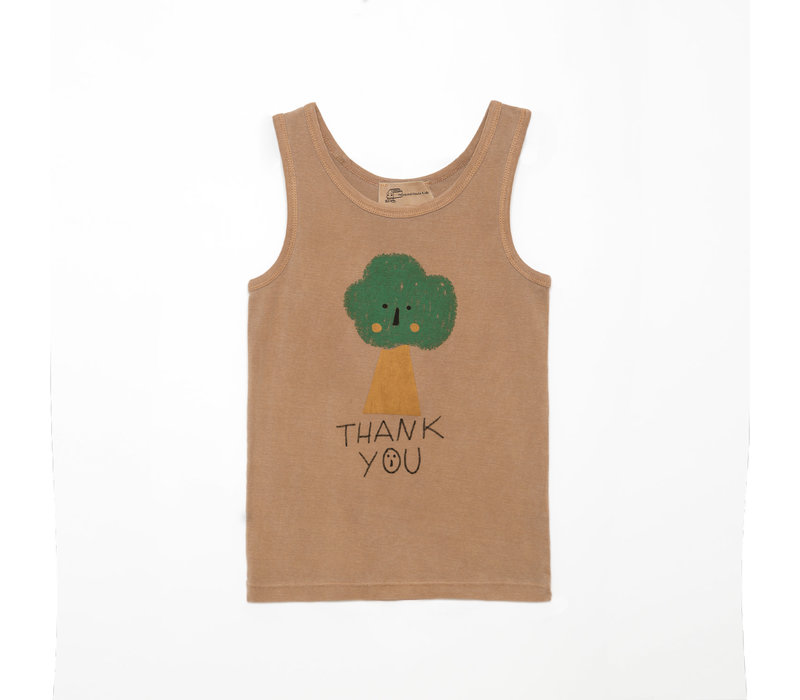 Weekend house kids - Tree tank top