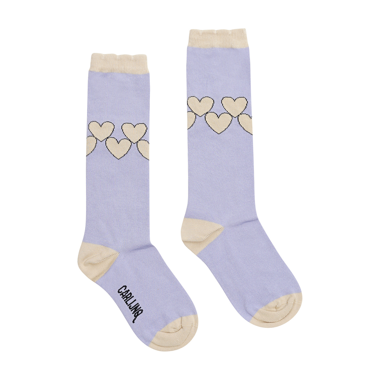 Carlijn Q CarlijnQ - Knee socks hearts