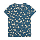Carlijn Q CarlijnQ - Hearts t-shirt collar
