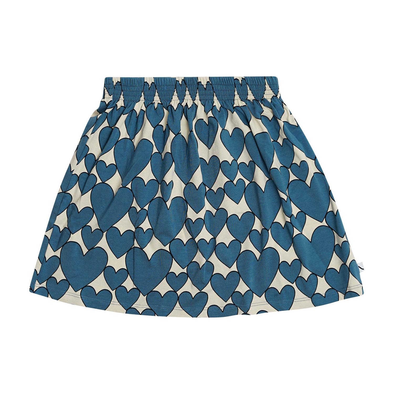 Carlijn Q CarlijnQ - Hearts skirt