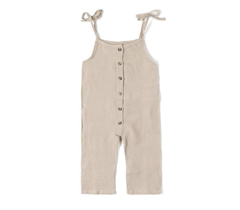 Nixnut - Button suit Sand