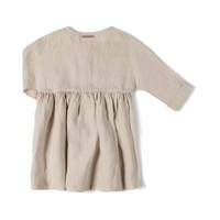 Nixnut - Horn dress Sand