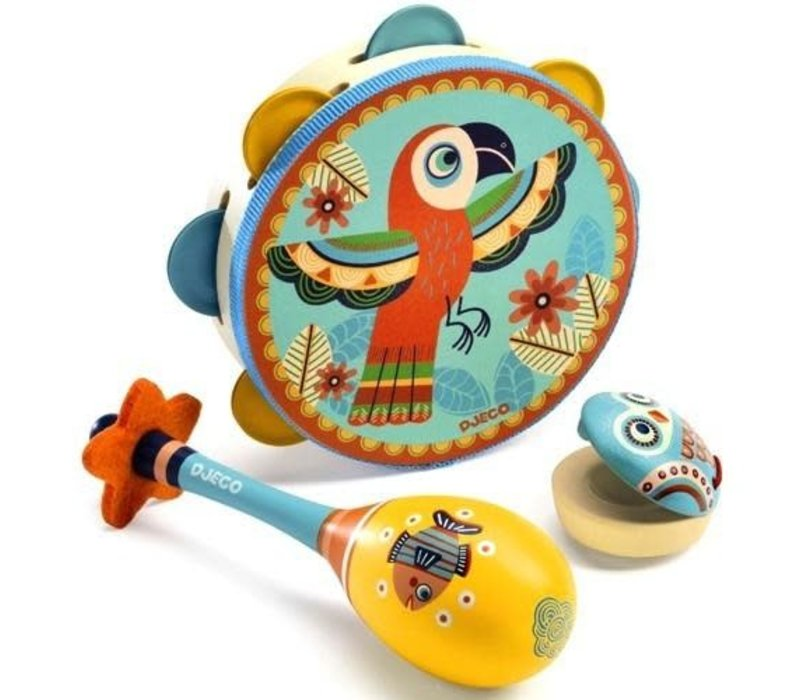Djeco - Animambo muziekinstrument