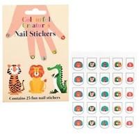 Rex Londen  - Nagel Stickers