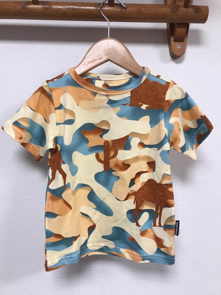 Snurk T-Shirt SS - Snurk