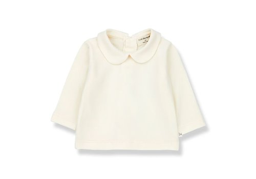 1+ in the family 1+ in the family - Colette blouse ecru