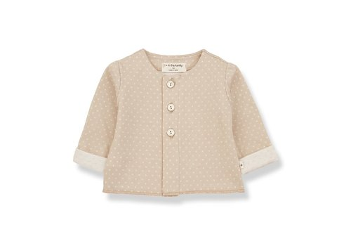 1+ in the family 1+ in the family - Jolie jacket beige