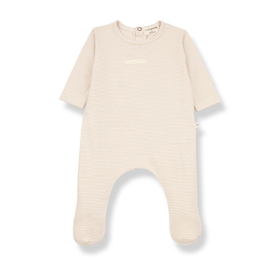 1+ in the family 1+ in the family - Didac jumpsuit beige