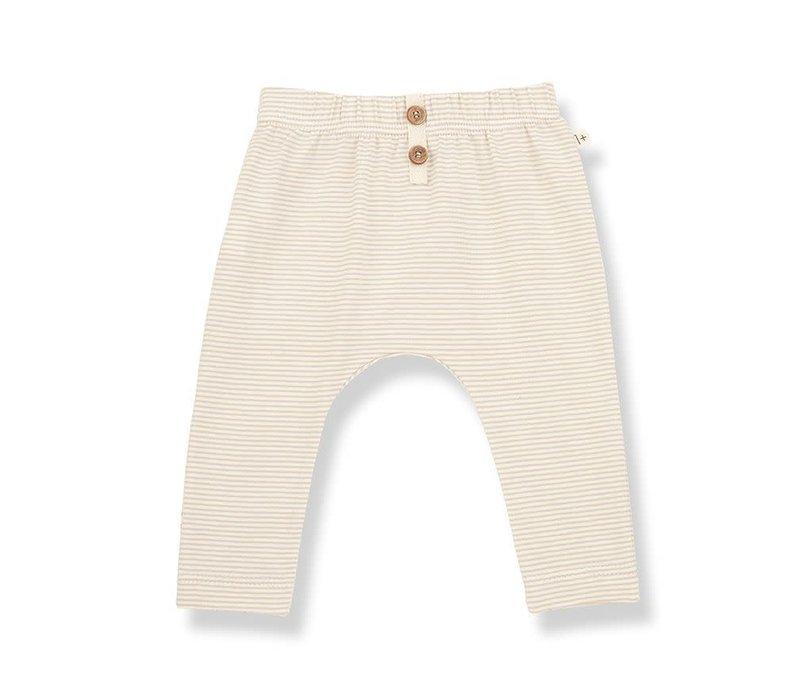 1+ in the family - Pia leggings beige