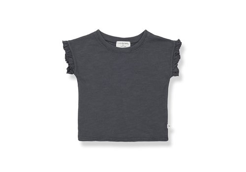 1+ in the family 1+ in the family - Mireia short sleeve t-shirt antracite