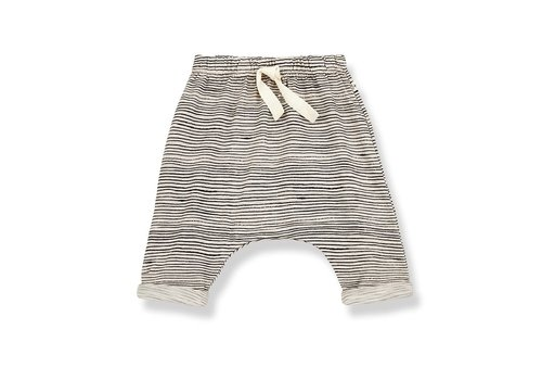 1+ in the family 1+ in the family - Toti baggy pants stone - 18 month